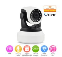 Wholesale High Quality HD Wireless IP Camera P Night Vision Security Camera P2P ONVIF IP Camera WIFI
