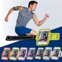 arm wallet - DHL Adjustable Sports Arm Circle Case Cover Phone Holder for Apple iPhone quot