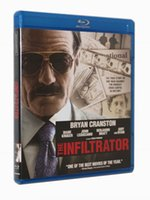 Wholesale The Infiltrato Blu ray BD Disc Set US Version