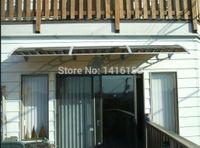 Wholesale DS100300 A x300cm depth cm width cm aluminum bracket door window canopy
