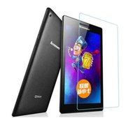 Wholesale Tempered Glass Screen Protector for Lenovo Tab A7 A3500 A3300 A3000 H Clear Screen Protectors Retail Packaging