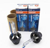Wholesale OSRAM Cool Blue Intense Xenarc D2S V W CBI HID Xenon Bulb K K Headlight from alisy