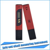 aquarium brands - 2016 Hotsell Brand Pentype Digital PH Meters Tester With Point Auto Calibration PH Tester Aquarium Pool Water Wine Urine Tool