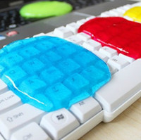 gel keyboard - DHL New Magic Dust Cleaning Compound Super Clean Slimy Gel Cleaner Wiper For Keyboard