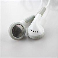 Wholesale 2016 Good Quality Earphone Earbud Headphone Headset For MP3 MP4 White Black A V9