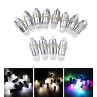 Cheap 12pcs set LED Light Paper Lantern Waterproof Balloon Floral for Wedding Party Decoration LEG_70H