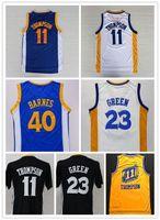 Wholesale Cheap Klay Thompson Jersey Andre Iguodala Jerseys Draymond Green Shirt Fast Shipping