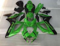 Wholesale 100 Fit New Injection ABS motorcycle fairing kit For suzuki GSX R600 GSX R750 K6 k6 gsxr600 gsxr750 cool green