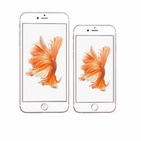 Wholesale Touch ID Goophone i6s Smartphone Quad Core MTK6582 GB RAM GB ROM HD MP G GPS WIFI Android Cell Phones