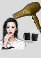 Wholesale Travel Hair Dryers CFQQ brand of Q6 gold w high power mute blu ray anion ultralight fuselage family children professional hair dryer