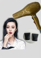 ac ray - Travel Hair Dryers CFQQ brand of Q6 gold w high power mute blu ray anion ultralight fuselage family children professional hair dryer