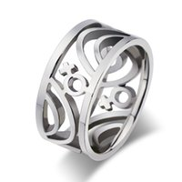 Wholesale silver plated lesbian rings jewelry gay pride rings