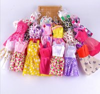 western clothing - 10 Handmade Princess Party Gown Dresses Clothes For quot Barbie Doll Fashion Dolls Accessories Mixed style