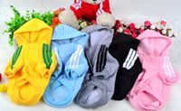 animal feed products - DHL FED hot pet dog clothes winter pet products clothes for dogs dog clothing cheap dog sweater Spring autumn winter