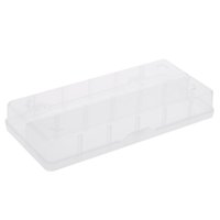 Wholesale Pro sKit Grids Slots Electronic Component Storage Box Case Container Tool Box cm
