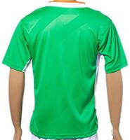 Cheap Ireland Soccer Jersey Custom Personalized Make Customized Team Color Green Football Shirt Uniform Kits Foot Tshirt