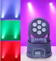 Wholesale Moving Head Light W LED Mini Moving Head Light