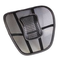Wholesale Newest Summer Back Seat Mesh Lumbar Back Brace Support Cool Summer Car Seat Office Home High Quality