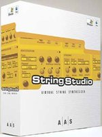 acoustic fabric - Applied Acoustics Systems String Studio VS software source