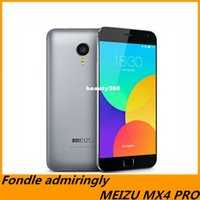2016 Bon Choix Original Meizu MX4 Pro Téléphone Portable Octa core 5.5