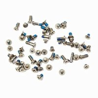 Wholesale iPhone6 Full Set Screws Replacement Silver Bottom Screws For iPhone
