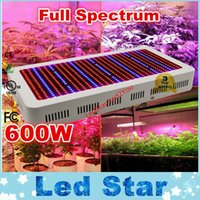 ac uv light - CE ROHS UL FCC W Full Spectrum SMD Led Grow Light Red Blue White UV IR Led Plant Lamps AC V