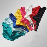 Wholesale 1PCS Cocksox men s underwear Mens Sexy Underwear Briefs Cocksox G String Male Panties U Convex Men Thongs color