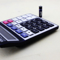 Wholesale High quality OSALO OS plus solar electronic calculator with big display amp fine function calculator solar