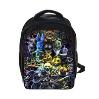 anime book bag - uggage Bags Backpacks Kids Five Nights At Freddys Backpacks Anime Sonic Backpack Boys Girls School Bags Children Book Bag Daily Backpack