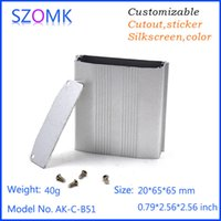 amplifier suppliers - szomk aluminum amplifier enclosure diy box china suppliers aluminum project box house design enclosure mm AK C B51