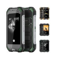 Vente en gros Blackview BV6000S Mobile Phone IP68 étanche Android 6.0 MTK6735 Quad Core 4.7inch 4G LTE FDD 2 Go + 16 Go 4200mAh GPS + Glonass
