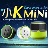 Wholesale Smart Wifi Plug Socket Eu Kankun K Mini Pro to Remote Control Switch Wireless by Using Phone App
