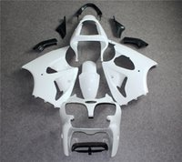 Wholesale Motorcycle high quality ABS Injection Molding Fairing Kit For Kawasaki Ninja ZX R R Unpainted