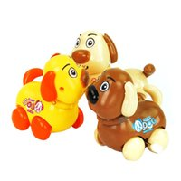 Wholesale Wind up Clockwork DOG Toy Baby Children Party Birthday GIFT Kids A00056 SMAD