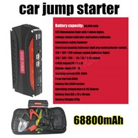 audi starter - High Quality V Portable Mini Jump Starter mAh Car Jumper Booster Power Bank for Petrol and Diesel