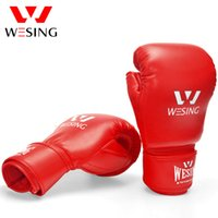 Wholesale Wesing pu punch boxing gloves thin boxing gloves