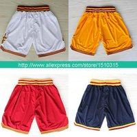 Wholesale Basketball Shorts Men Cheap Kyrie Irving LeBron James Shorts Basketball Shorts
