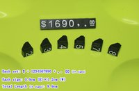 Wholesale Dollar Pentagon Price Tag Dollar Price Display set slot