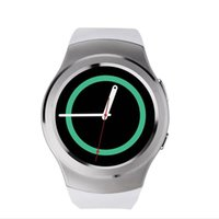 answering phone in spanish - In stock Original NO Bluetooth Smart Watch phone inch HD Screen support SIM TF card smartwatch For Android IOS samsung gear s2 PK X3