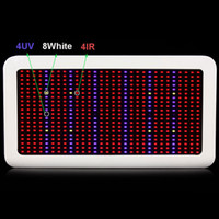 Wholesale High Power Full Spectrum W Red Blue White UV IR LED Grow Light Hydroponics Garden Light Plant Lamp