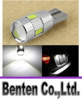 Wholesale New parking HID White CANBUS T10 W5W SMD Car Auto LED Light Bulb Lamp LLFA