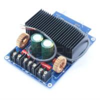 Wholesale TDA8920 Subwoofer Digital Stereo Amplifier Class D W Power Audio Amp Board DIY uF V stereo amplifier