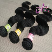 Wholesale 8A Mongolian Hair Weave Natural Color inch Vietnamese Burmese Cambodian Hair Bundles Products Body Wave Human Hair Extensions