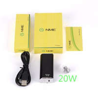 Wholesale 100 Original Pioneer W kit higher capacity battery ecigs batterie mah box mod vs Kanger KBOX sx mini mod smart w mechanical mods
