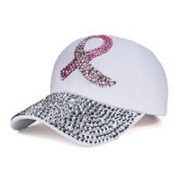 Los sombreros bling bling libres del verano del Rhinestone de DHL forman el sombrero de los deportes de los casquillos de golf Gorra de béisbol Los sombreros del sol del tenis sombreros Snapback de las mujeres del hombre B292