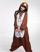 adult mole - New Adults Costume Onesie Mole Onesie Ladies Mens Cute Anime cosplay pajamas for Unisex