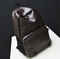 Sac à bandoulière en cuir de haute qualité des femmes noires de style de concepteur de nouveaux de mode de noir de sacs à dos de mochila féminine B45