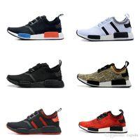 Cheap NMD Runner Primeknit Men Running Shoes Fashion Sporting Sneakers for Men and Women Mens NMD Running Shoes US5-US12 Free Shipping