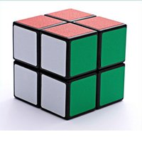 beginner puzzles - ShengShou Magic Cube x2x2 Matte Stickers Speed Puzzle Cube Game beginner level cube Cyclone Boys Intelligence Educational Toys