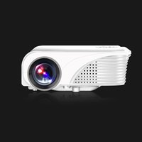 Wholesale Factory Cheap Lumens x600 pixels Micro Mini LED HDMI USB VGA AV PC Home Theater Game Projector Beamer